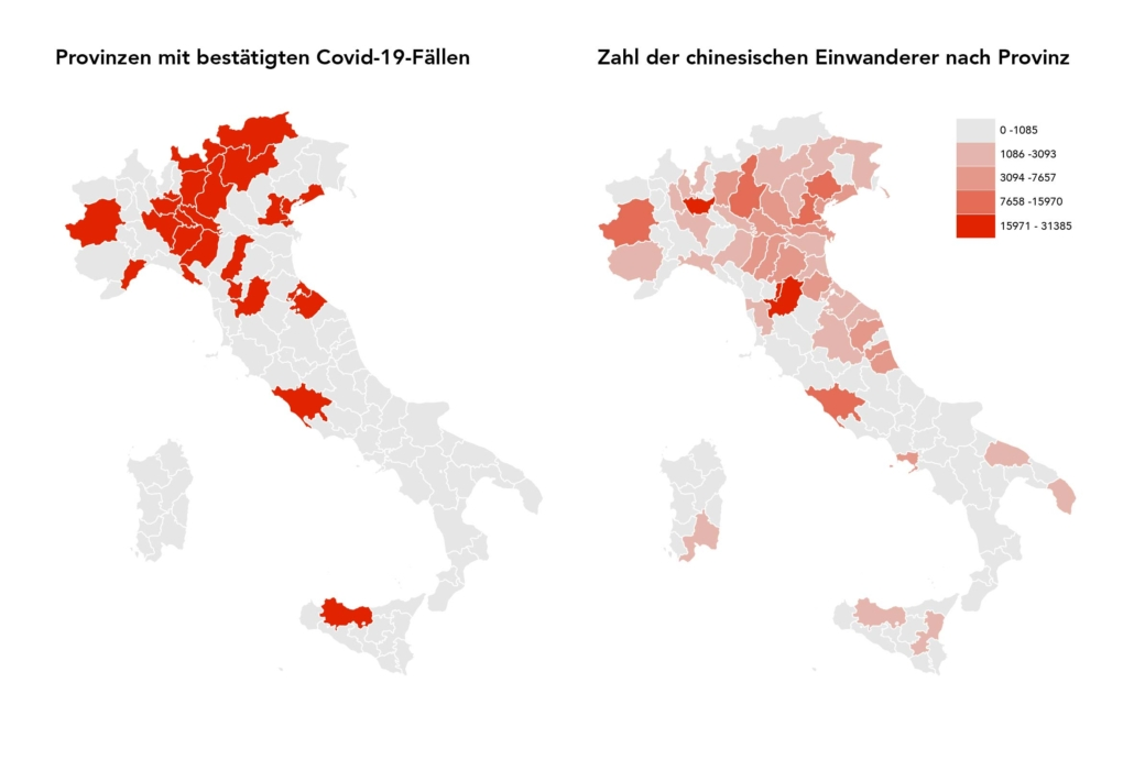Corona Lage In Italien